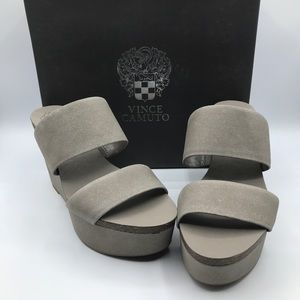 NEW Vince Camuto | Varenia Wedge Sandal